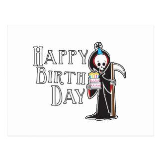 Happy Birthday Reaper Post Cards