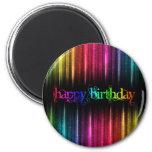 Happy Birthday Refrigerator Magnet
