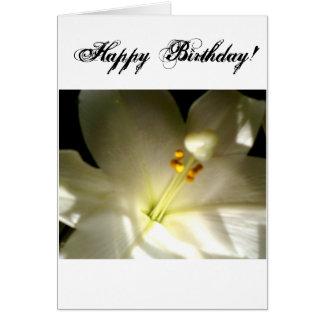 Happy Birthday Religious Card
