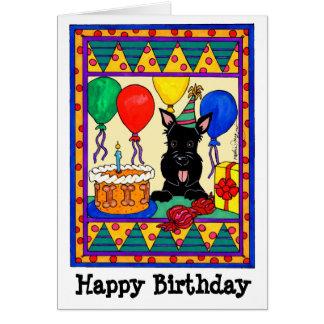 Happy Birthday Scot Cards