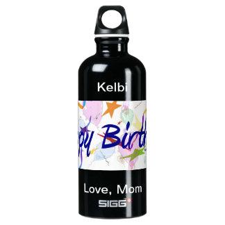 Happy Birthday - SIGG Traveler 0.6L Water Bottle