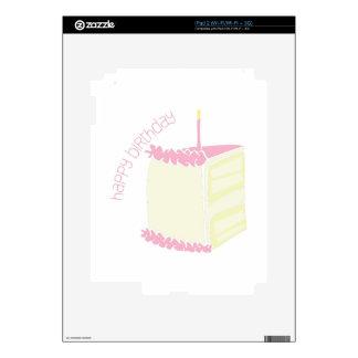 Happy Birthday Skins For iPad 2