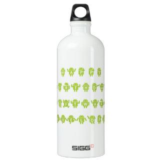 Happy Birthday Software Developer (Bugdroid) SIGG Traveler 1.0L Water Bottle