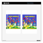 Happy Birthday Special Kindle Fire Decals