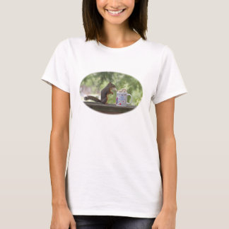 Happy Birthday Squirrel T-Shirt