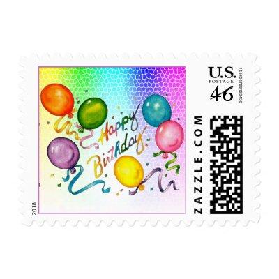birthday letter borders. Matching Birthday Card
