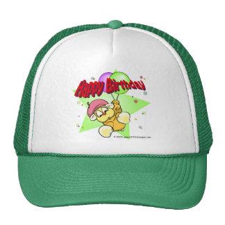 Happy Birthday Star Trucker Hat
