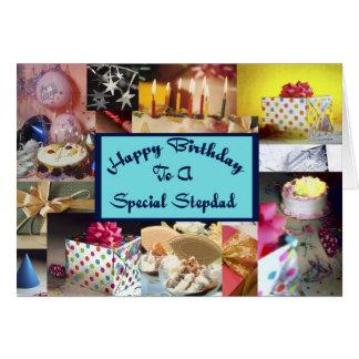 Happy Birthday Stepdad Card