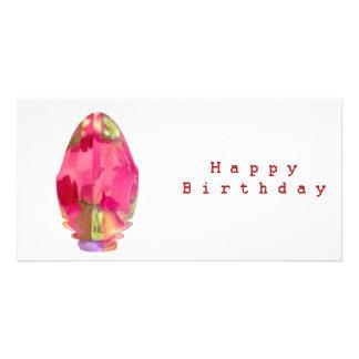 Happy Birthday Sun Energy Chakra Card