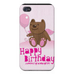Happy Birthday Sweetest Grandaughter Covers For iPhone 4