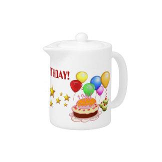 Happy BIrthday  ~Teapot Teapot