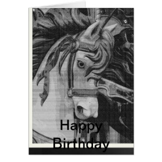 Happy Birthday, The ride of you life Greeting Cards