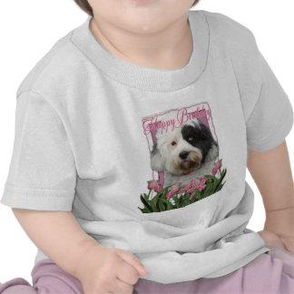 Happy Birthday - Tibetan Terrier Tshirt