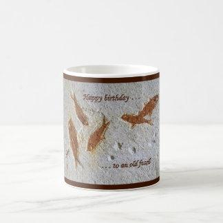 Happy Birthday to an Old Fossil  Mug