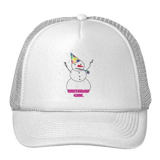 Happy Birthday To Her! Mesh Hats