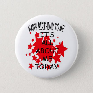 Happy birthday to me 2 Button