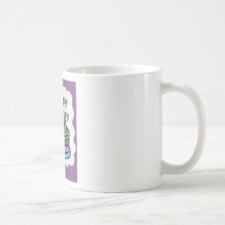 Happy birthday to me (art) coffee mug