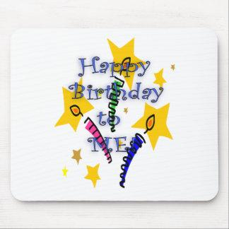 happy.birthday.to.me mouse pad