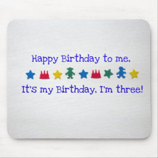 Happy Birthday to me... Mouse Pad