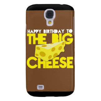 Happy Birthday to the BIG CHEESE Galaxy S4 Cases