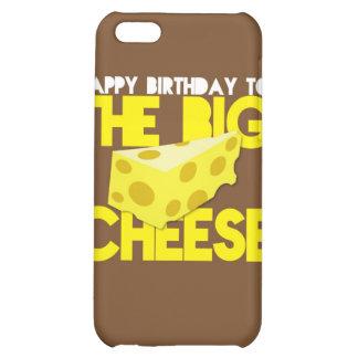 Happy Birthday to the BIG CHEESE iPhone 5C Case
