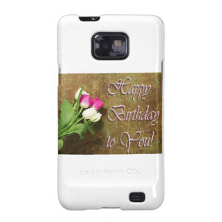 Happy Birthday To You Galaxy S2 Covers