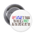 Happy Birthday to You! Pin