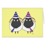 Happy Birthday Two Ewe! Greeting Card