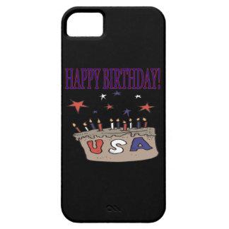 Happy Birthday USA iPhone SE/5/5s Case