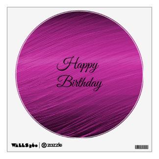 Happy Birthday Wall Decor