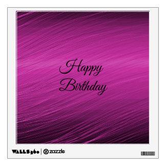 Happy Birthday Wall Stickers