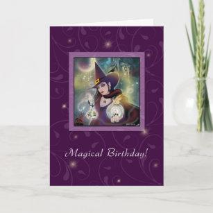 Happy birthday witch