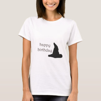 happy birthday witches hat T-Shirt