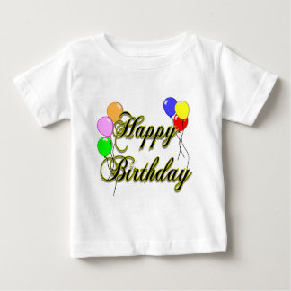 Happy Birthday with Balloons 2 T-Shirt