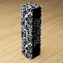 30th Birthday Gift Mirror and Glitter Design Trinket Box Boxed 14949