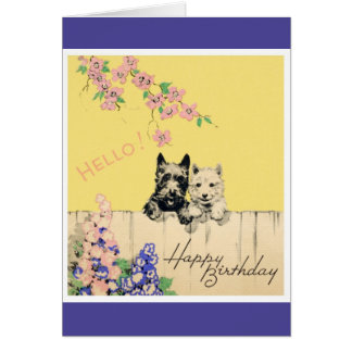 Happy Birthday - Young Child Card