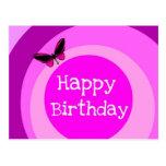 Happy Birthdayby Kelassa Postcard