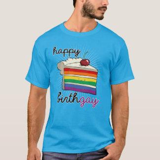 Happy Birthgay T-Shirt