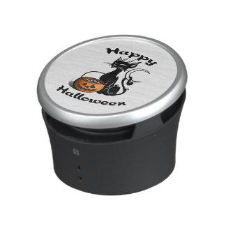 Happy Black Cat Bluetooth Speaker