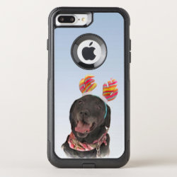 OtterBox Apple iPhone 7 Plus Symmetry Case with Labrador Retriever Phone Cases design