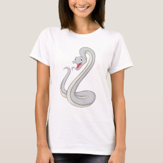 Happy Black Mamba Snake T-Shirt