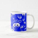 Happy Blue Feet Coffee Mug