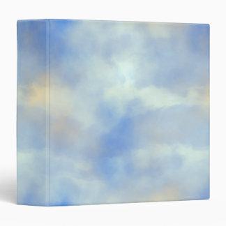 Happy Blue Sky Binder