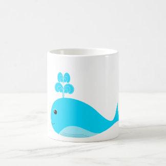 Happy Blue What Classic White Coffee Mug