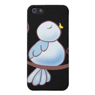 Happy Bluebird iPhone SE/5/5s Case