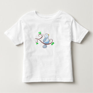 Happy Bluebird Toddler T-shirt