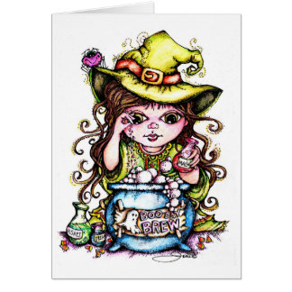 Happy Boo-Day To YOU! Greeting Cards