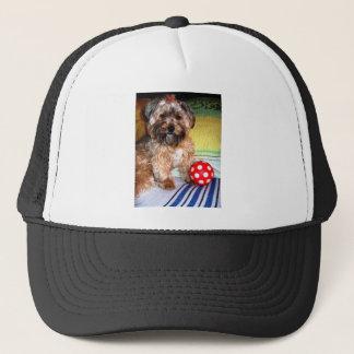 Happy Border Collie Trucker Hat