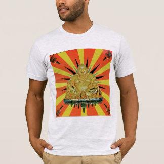 Happy Borobudur Buddha T-Shirt