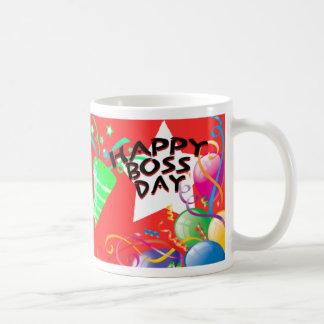 Happy Boss Day Mug